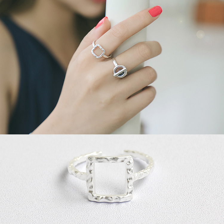 925 Sterling SIlver Finger Rings Funky Wholesale China Best Selling Jewelry For Women