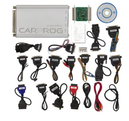 Carprog V10.05//V10.93 ECU Programmer Auto Repair radios odometers dashboards