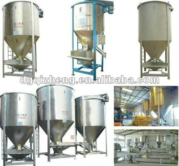 Abs/ps/pp/pvc Plastic Raw Material Mixing Machines