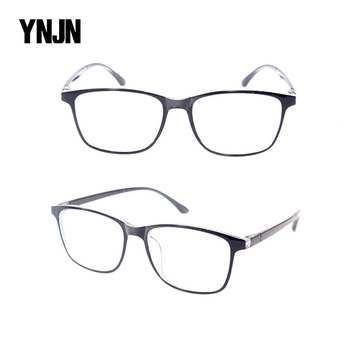 Promotion CE taizhou YNJN OEM plastic optical types of spectacles frame