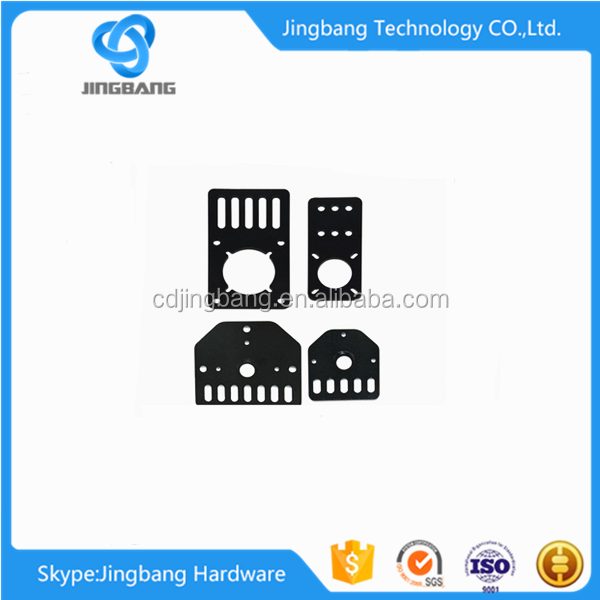 3d printer kit of Motor Mounting Plate with aluminum joining plate