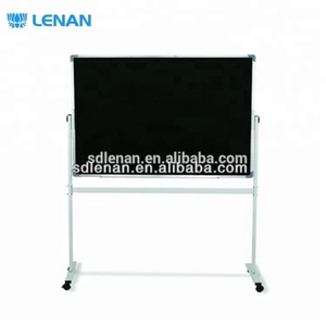 Free standing Chalkboard markers magnetic mobile flip chart easel stand white board school black chalkboard and easel