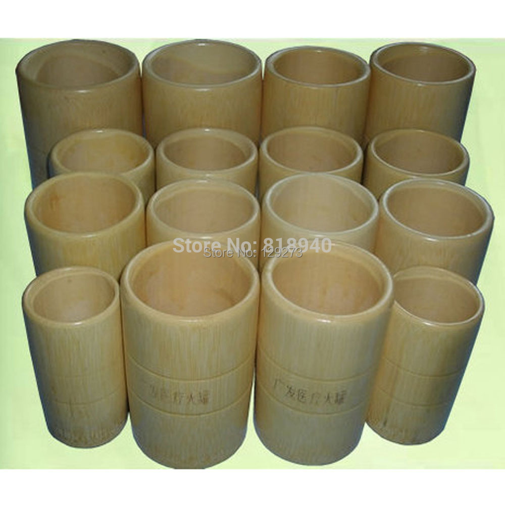 Ancient Chinese Cupping: Aliexpress.com : Buy 18 CUPS Traditional Chinese Bamboo