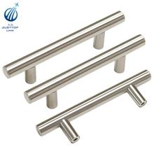 "Stainless Steel Kitchen Cabinet Drawer Handles Bedroom Dresser Pulls 5""/128mm Hole Centers"