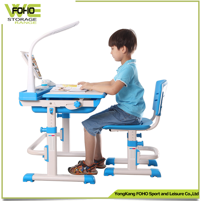Children Desk Reading Writing Home Furniture Large Storage Cheap Study Table With Attached Chair View Cheap Study Table Oem Product Details From Yongkang Foho Sport And Leisure Co Ltd On Alibaba Com