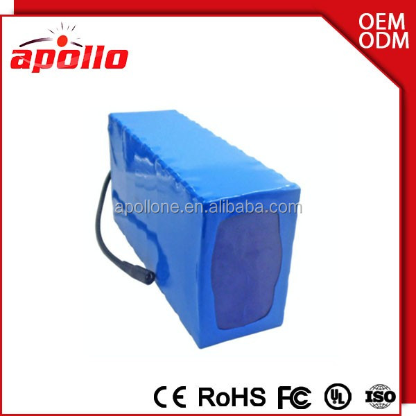 Factory price 18650 portable 36V battery pack for electric tools