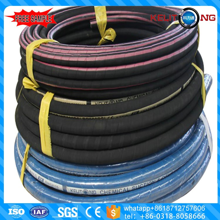 Low moq epdm rubber hose Chemical Food-level Hose