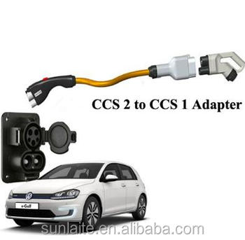 Chademo Ccs Adapter Ev Car Charger Station