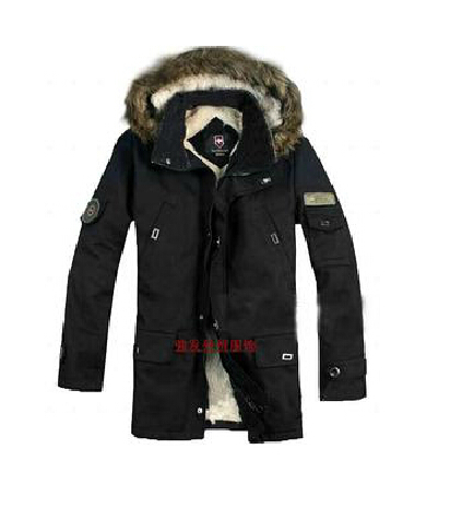 Swiss Army Knife winter models new men cotton coat cotton