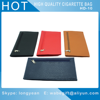 China made high quality tobacco pocket cigarette pouch