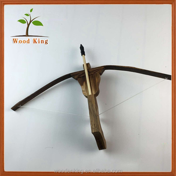 Manufacturers Wholesale Wooden Children Outdoor Shooting Bow Weapon