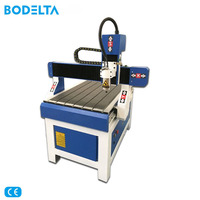 CNC Router 6090 4 Axis with 1.5KW VFD Water Cooled Spindle