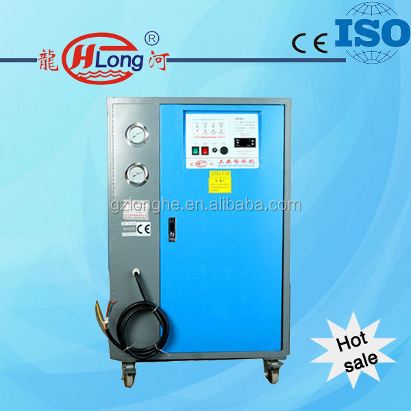 Hot sale industry water chilling machine with CE certificate