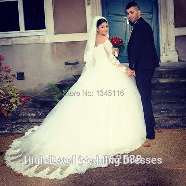 Robe De Princesse Mariage Arabe