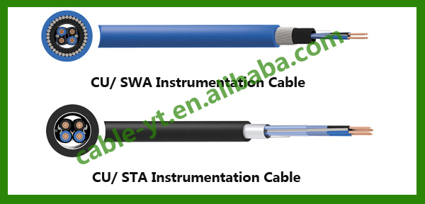 Instrument Cable And Thermocouple Cable In Is/os Pairs And Triads ...