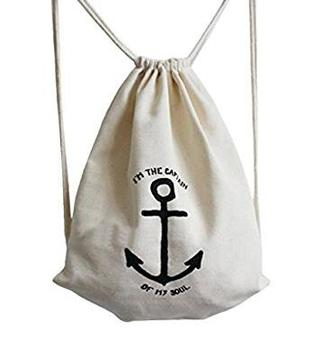 6962df73c Hot Sale Fashion Design Cheap Drawstring Cotton Gym Bag - Buy ...