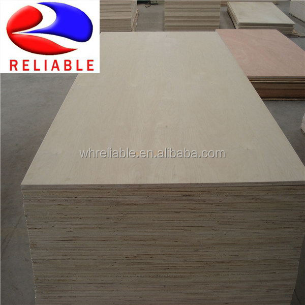 China supplier manufacture Best Choice black formwork film faced plywood