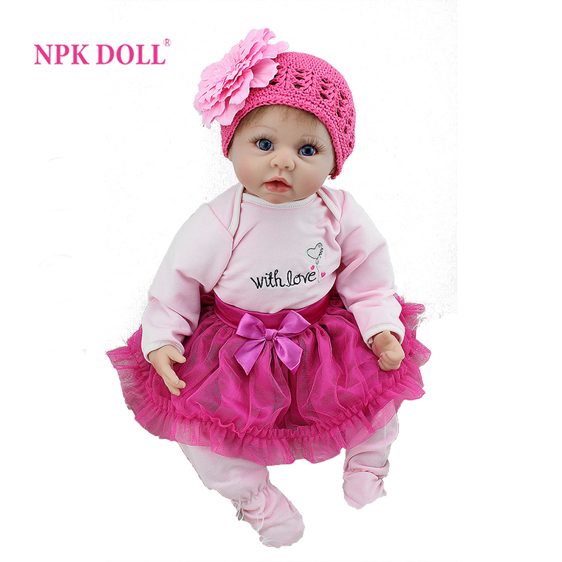 Online Buy Wholesale silicone child doll from China