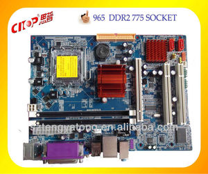 Intel Chipset 965, Intel Chipset 965 Suppliers and Manufacturers at