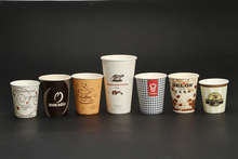 Different size coffee factory price paper cup