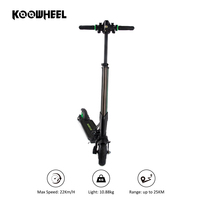 Koowheel E1 dual motor electric scooter cheap self balancing scooters for sale