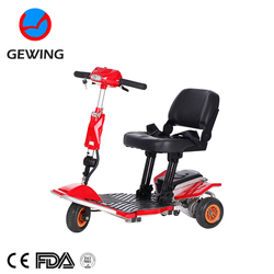 FDA/CE Approved Electric Scooter Lithium Battery Made In China 2018
