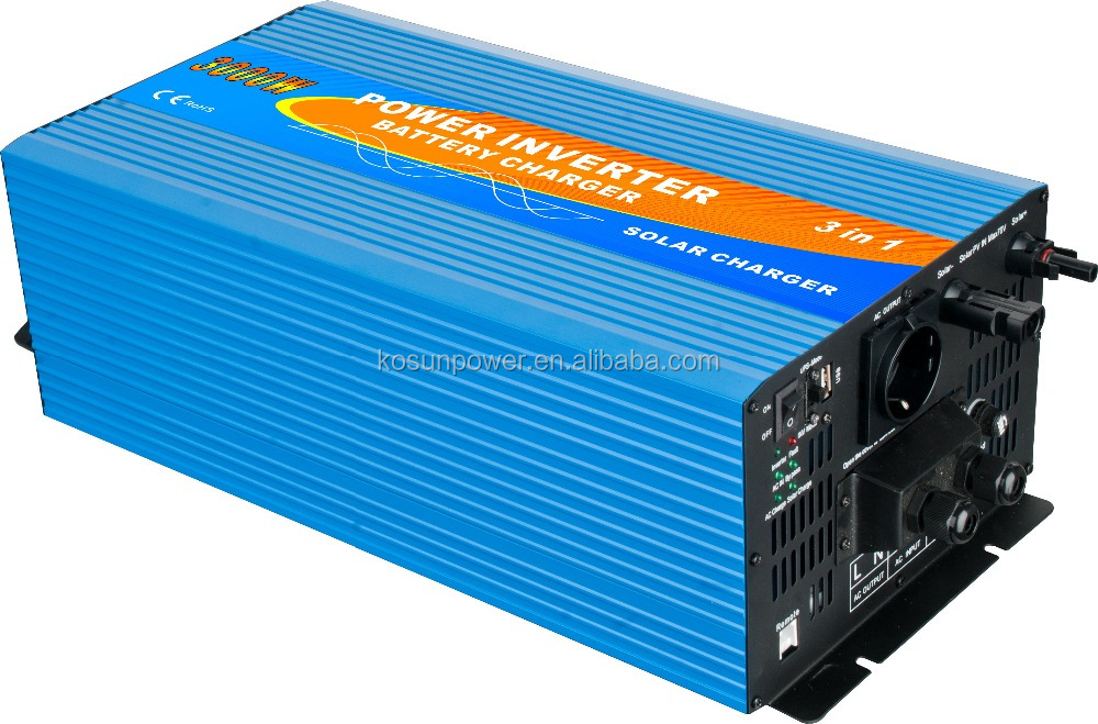 Free design ac output solar energy system with invertors for houses 3kw mppt inverter with integrity