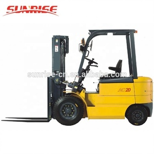 China Brand Heli 2.5 Ton Hot Sale Electric Forklift Truck