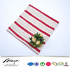 sailor stripe printed fabric cushion cover