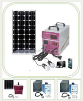 Portable Home Solar Generator Solar Power System Solar Panels System