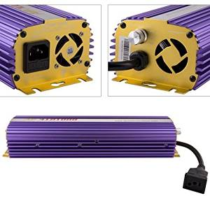 Apollo Horticulture APL1000 Hydroponic 1000 - Watt HPS MH Digital Dimmable Electronic Ballast by Apollo Horticulture