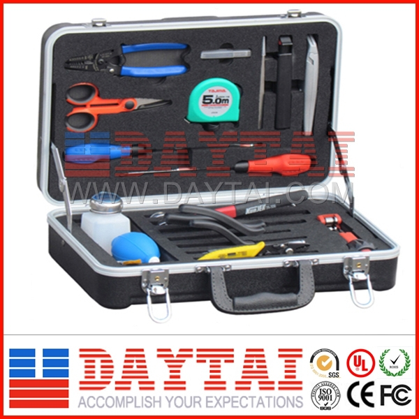 Fiber Cleaning Tools Fiber Optic Tool Kit