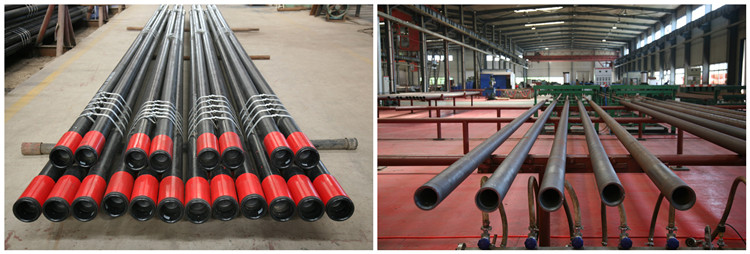 API 5CT tubing pipe vacuum insulated VIT for heavy oil production