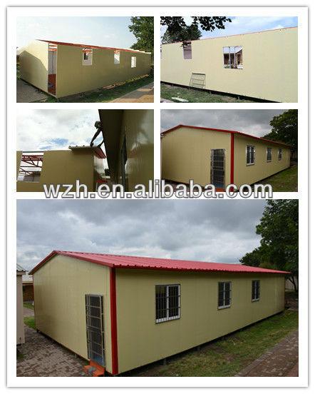 65m2 prefab huis met 2 slaapkamers, keuken, badkamer en een, Badkamer