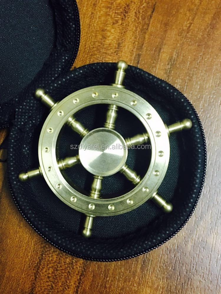 pop one piece new metal fidget spinner main spinner doigt spinner de la roue de stress fidget. Black Bedroom Furniture Sets. Home Design Ideas
