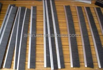 china supplier nylon bottom door seal brush strip & China Supplier Nylon Bottom Door Seal Brush Strip - Buy China ...