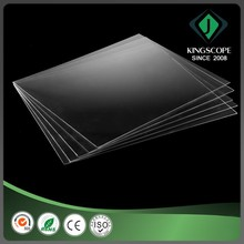 1mm thick tinted plastic acrylic sheet