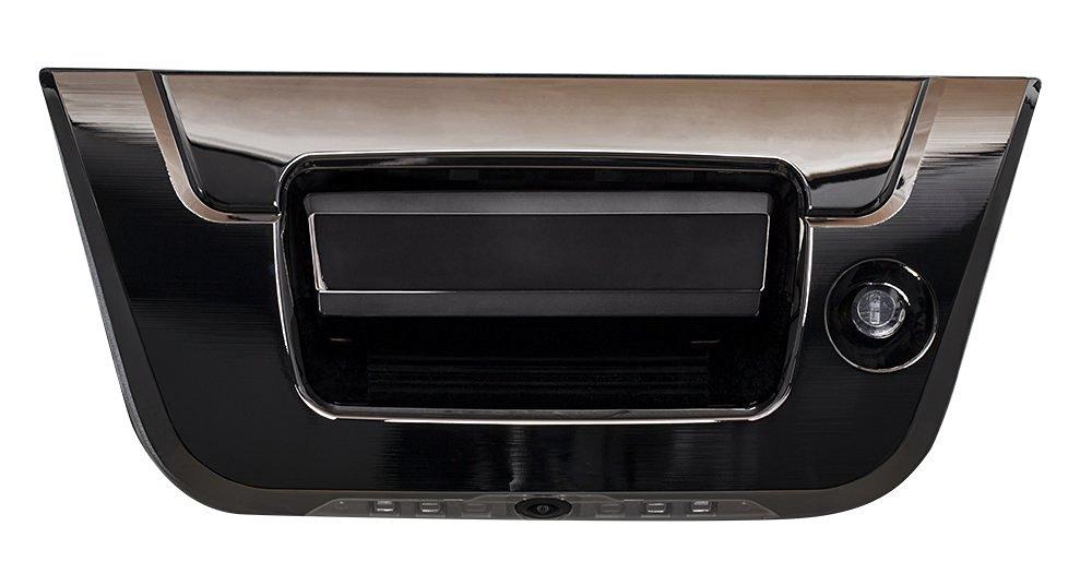 Look Tailgate Lock for 1999-2007 Chevrolet Silverado and GMC Sierra 1500//2500//3500 Integrated O.E