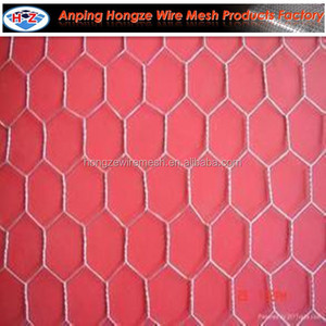 "Vinyl Coated Hexagonal Netting Chicken Wire Fence,20 gauge 1"" hex mesh"