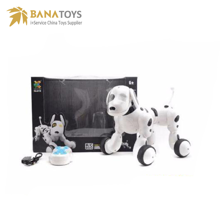 toys 2018 rc smart robot toy dog