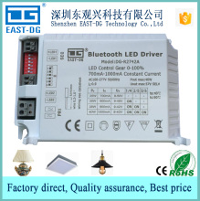 R2742 Wirless WIFI Bluetooth mesh 4.0 smart phone /Ipad APP dimming led driver RF remote control dimmer driver 2chanel output