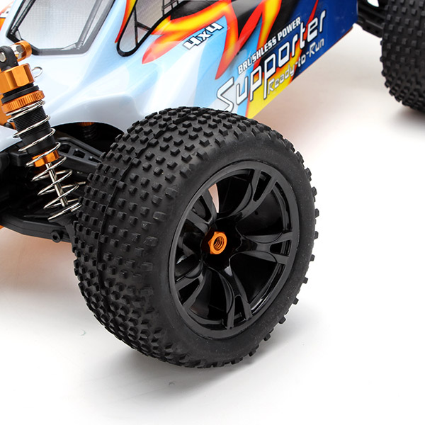 factory price sst Racing Truck 1937 Off-Road 4WD RC Car Brushless Buggy RTR