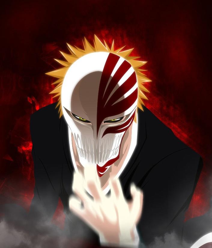 Ichigo Hollow Mask Bankai | www.pixshark.com - Images ...
