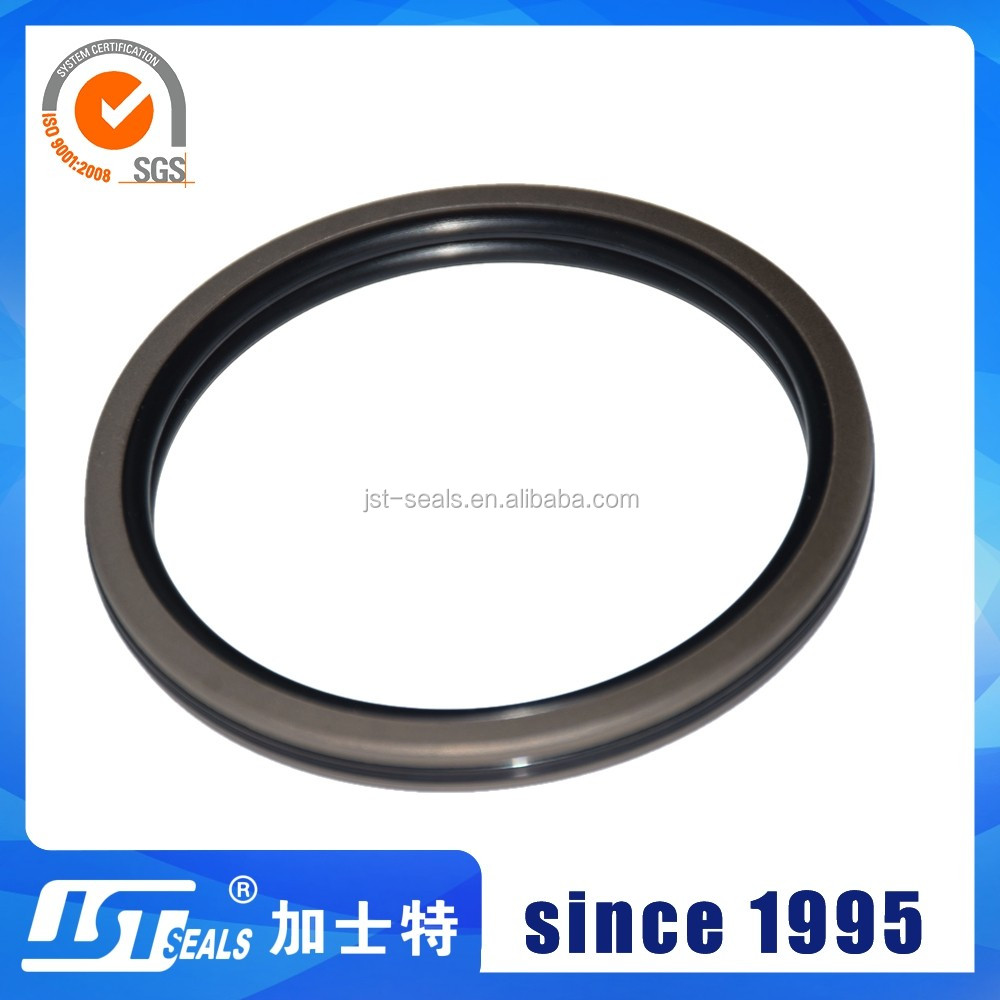 JST seals low air rate reciprocating motion piston seal