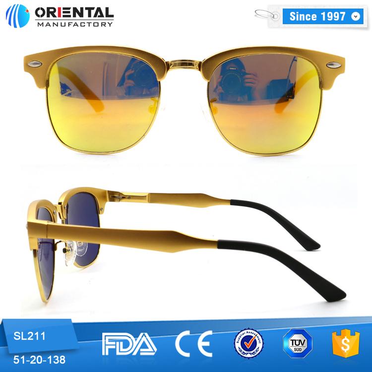 7878fbf398 2018 good quality hot sale Aluminum china factory polarized sunglass ...