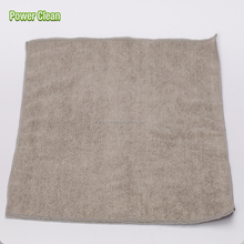 Grey Wholesale Terry Cloth Microfiber Cleaning Towel for House Cleaning