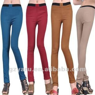Formal Skinny Pants Women Ladies Girls Fashion - Buy Skinny Pants ...