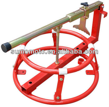 Bead breaker portable tire changer tyre changing machine