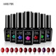 Professional Nail Art Manufacture Wholesale Magic Nail UV Gel Polish 7ml 144 Colors Gelcolor