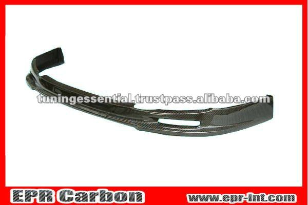 Toyota Scion TC 2004 Carbon Fiber Front Bumper Lip
